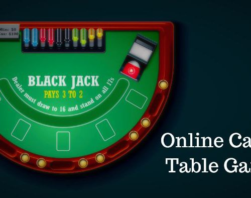 Exciting online casino table games for real gamblers